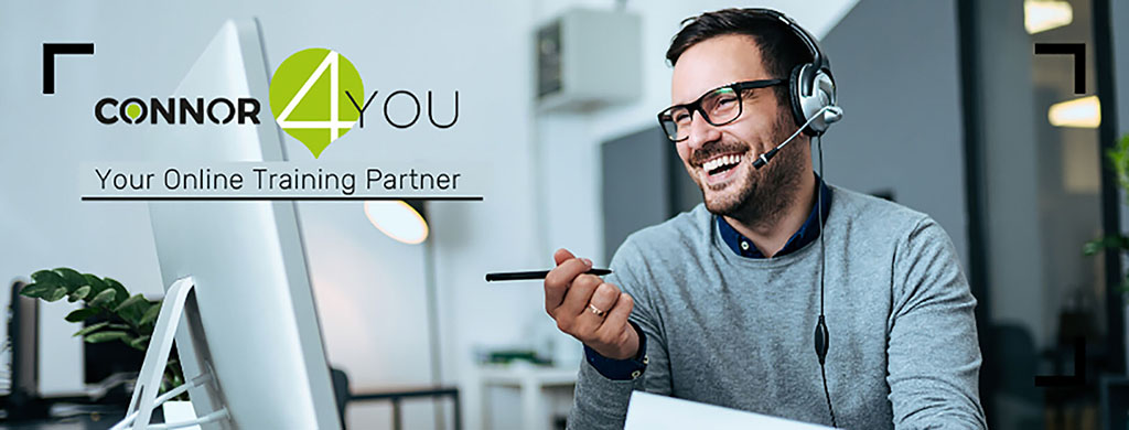Connor for You - Your Online Training Partner